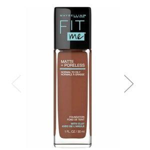 Maybelline NY FIT ME! Foundation-Nutmeg 365